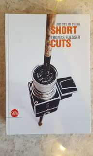 Short Cuts: Artists in China (coffee table book)