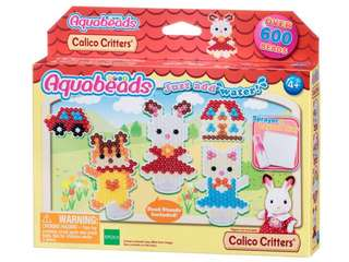 Aquabeads Calico Critters/Sylvanian Families Character Set