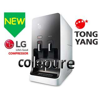 TONG YANG 8900C Water Dispenser Purifier Magic UF Membrane Korea Filter Boiler Alkaline