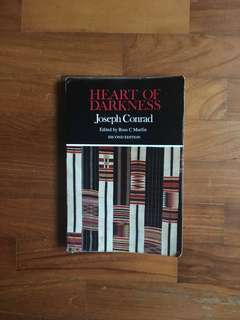 Joseph Conrad - Heart of Darkness (Bedford Books, St Martin's Press/Macmillan, 1996