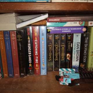 Preloved YA books