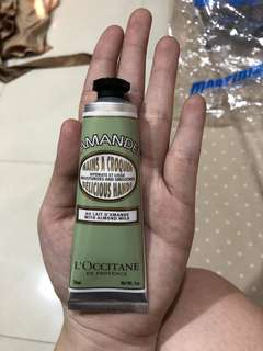 Hand cream loccitane new
