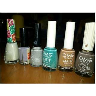 Nail Polish (Bundle)