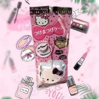 正版Hello Kitty掛繩小物盒
