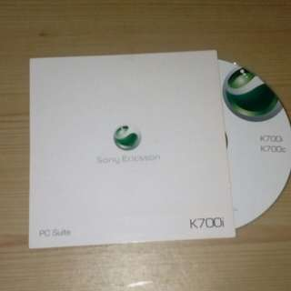 Sony K700i DVD Collectors Item