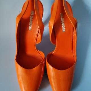 JIL SANDER Heels - Made in Italy