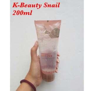 K-Beauty Soothing Gel Snail Original