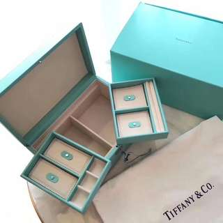 Tiffany & Co Jewelry Box