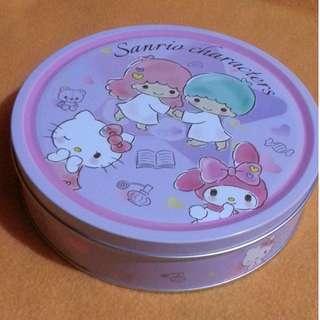 SANRIO Hello Kitty Melody Twins 收藏盒儲物盒