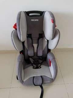 Recaro Young Sport Asia Shadow Grey baby car seat