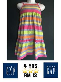 Gap Kids Dress - 4 yrs - No nego!