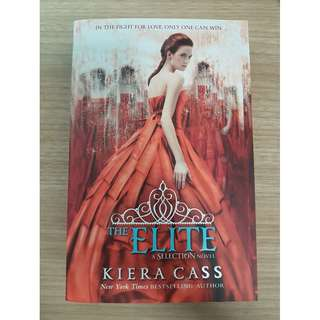 Kiera Cass - Selection The Elite (Paperback Book, 50%)