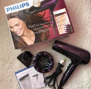 Philips Thermo Protect Hairdryer