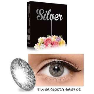 Softlens X2 Cloudy Grey