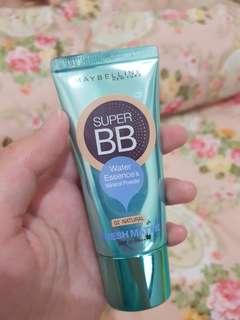 Maybelline super BB fresh matte shade natural 02