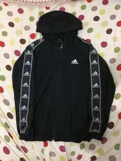 Hoodie Zip Adidas