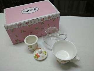 Gourdo's Tea Cup Set