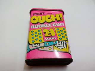 25++ year Bubble Gum Tin 8.9 x 2.8 x 5.8 cm