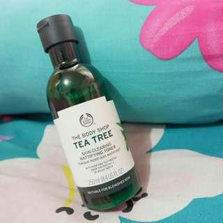 The body shop - toner TEA TREEA