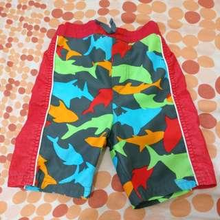 2T Boy Board Shorts Swimwear