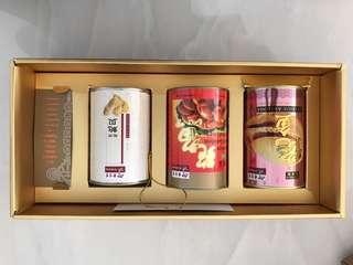 Yu ren Sheng abalone gift Set