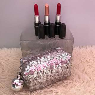 MAC Snow Ball Lipstick Kit in Warm
