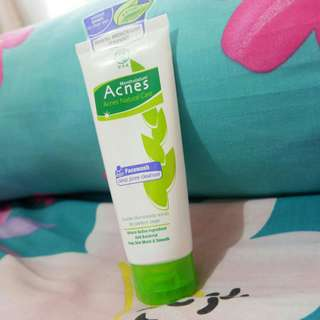 Acnes - facial wash
