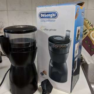 Delonghi Coffee/Spice Grinder