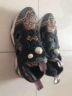 Reebok Pump Fury - Leopard