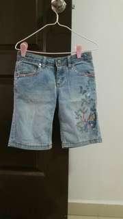 Girls short