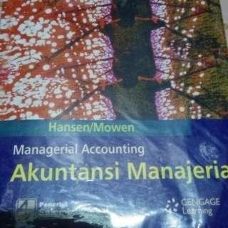 Akuntansi manajerial buku 2