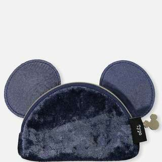 MICKY MOUSE EAR PENCIL CASE (FREE SHIPPING)