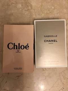 Chanel 香水 Chloe 香水