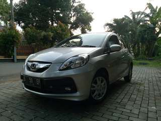 Honda Brio E AT CKD good condition