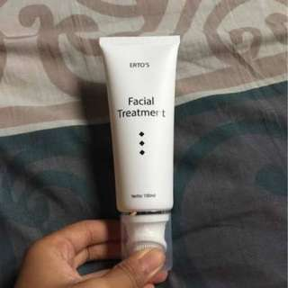 Ertos Facial Treatment 100% original BPOM