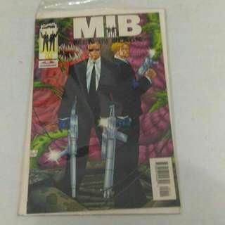 Marvel black comic
