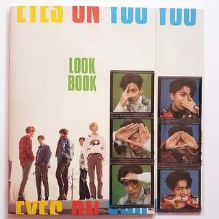 [WTT/WTS] GOT7 - Eyes On You (Sticker)