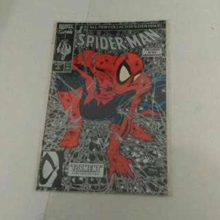Marvel Spider-man comic