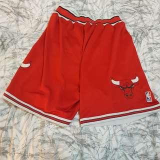 Chicago Bulls Adidas Basketball shorts