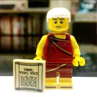 Lego Minifigure Series 9 Roman Emperor