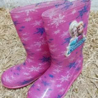 Boot pink colors (see picture)size 26