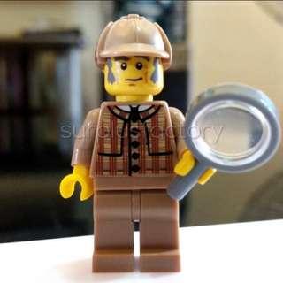 Lego Minifigure Series 5 Detective