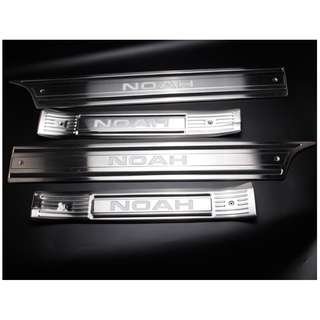 [PO] Toyota voxy/noah Doorstep protector (PM model/year)
