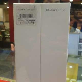 Brand new huawei P10