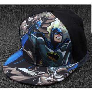 ❤INSTOCK❤ Superman/Batman Kids Snapback Cap