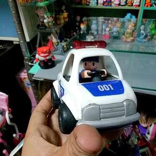 幼兒玩具警車