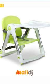 🚚 摺疊式兒童餐椅
