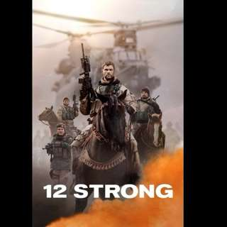 [Rent-A-Movie] 12 STRONG (2018)