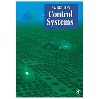 Control Systems 1st Edition BY William Bolton
