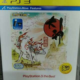 Ps3 大神classic game!